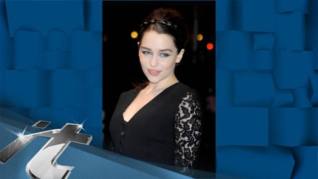 Emmy News Pop: Game Of Thrones' Emilia Clarke Responds To Emmy Nomination In Dothraki!