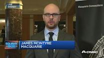 Don't be fooled by Oz economy: Macquarie
