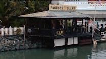 Forbes Island restaurant in SF catches fire
