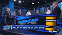 TV 20 years from now... still all about content: Media CE...