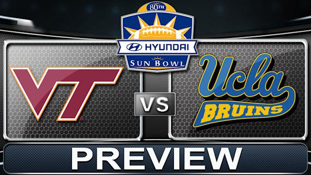 Hyundai Sun Bowl Preview | Virginia Tech vs UCLA