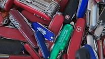TSA Urged to Reinstate Small Knife Ban