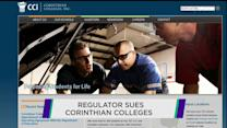 Corinthian Colleges sued by CFPB