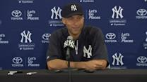 """I still have a season to play,"" Jeter says ahead of retirement"