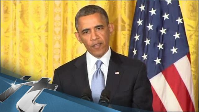 Obama Under Fire Over Civil Liberties
