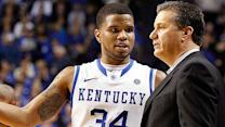 Is Kentucky in tourney trouble?