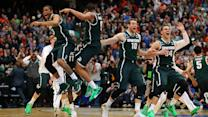 Michigan State back in the Final Four after gritty win