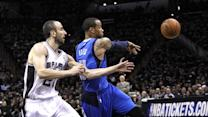 RADIO: Have the Mavericks outplayed the Spurs through 2 games?