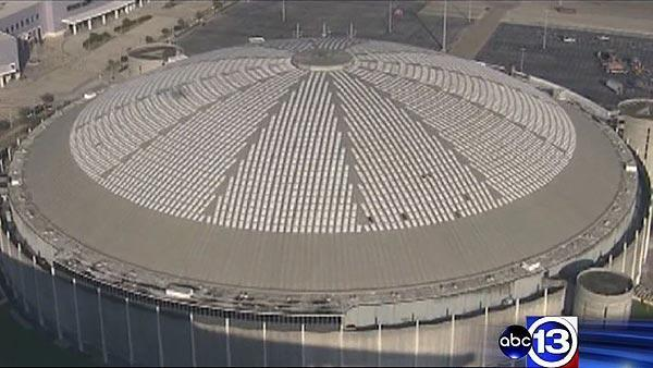 Officials set deadline for Astrodome proposals