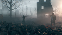 The new 'Battlefield' game takes war seriously, and it's a terrifying and incredible accomplishment