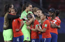 Chile misses crucial penalty in 2-0 win over Thailand