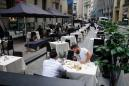 'It worked': In New York City, pandemic-inspired outdoor dining to become permanent