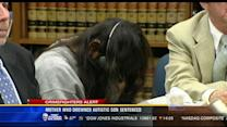 Mother who drowned autistic son sentenced