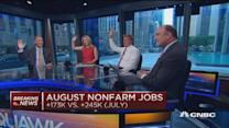 Raise your hand if you think Fed should raise rates: Sant...