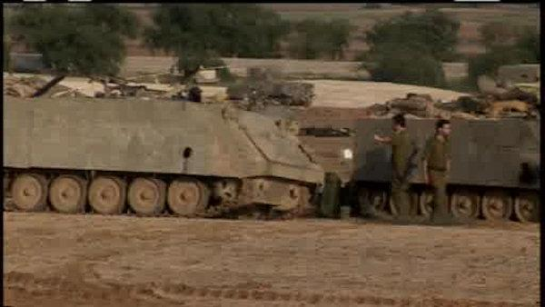 Cease-fire begins between Israel and Hamas