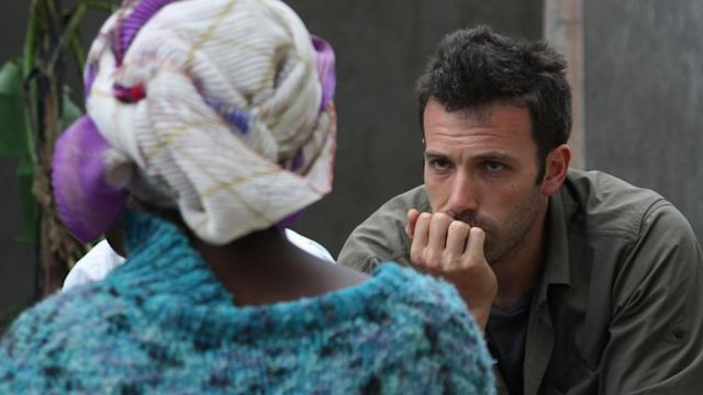 Why Ben Affleck is Lending His Star Power to the People of the Congo
