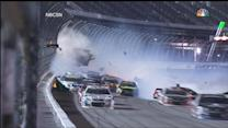 Terrifying NASCAR Crash in Daytona