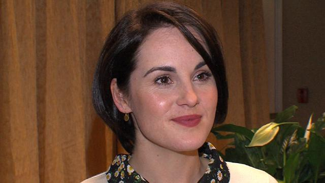 Michelle Dockery: What's Happening In 'Downton Abbey' Season 4?