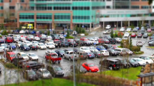 Rising hospital parking fees