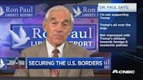 Tariff war would be horrible right now: Ron Paul