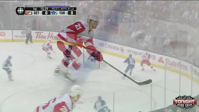 Detroit Red Wings at Toronto Maple Leafs - 03/29/2014