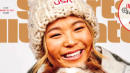 Chloe Kim Poses With Her Adorable Dog On The Cover Of Sports Illustrated