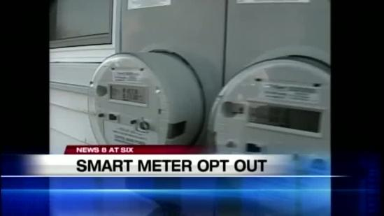 Bill would end fee for not having smart meter