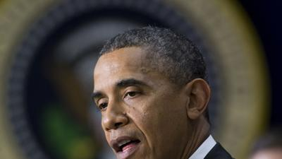Obama: Health Care Law 'is Working'