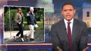 Trevor Noah Defends Melania Trump For Traveling To Texas In Stilettos