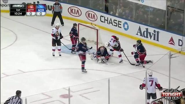 Ottawa Senators at NY Rangers Rangers - 04/05/2014