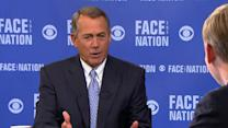 "Boehner faces backlash from ""rambunctious"" House in DHS funding fight"