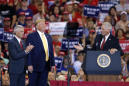 Trump mounts last-minute push to thwart Democratic governor in Louisiana