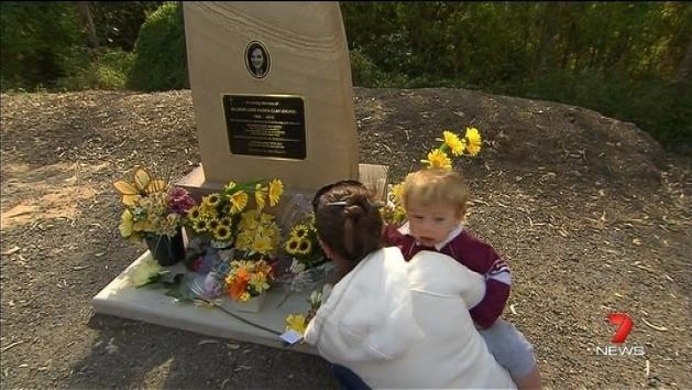 Locals gather to remember Allison