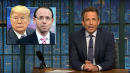 Seth Meyers On Rod Rosenstein: Dont Make Jokes! Jokes Are Broken Now!