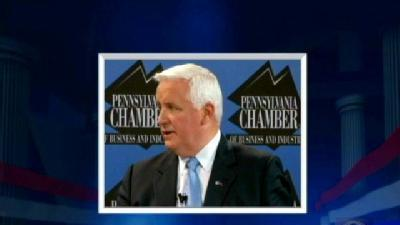 Truth Check: Corbett On Pennsylvania Drop Outs