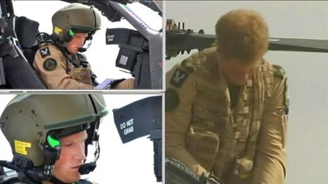 Prince Harry Leaves Vegas, Reports for Military Duty