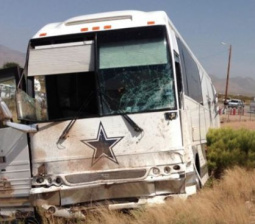 A Crash Involving A Dallas Cowboys Bus Killed Four People In Arizona