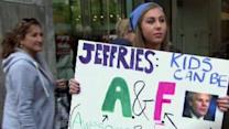 Teens protest outside Chicago Ambercrombie and Fitch store