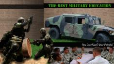 Quality Military Education For All