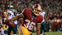 RADIO: Redskins' Darrel Young on RGIII's bounce back game