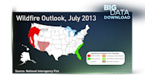 Wildfire Risk Grows