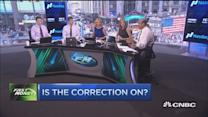 Is the correction on?