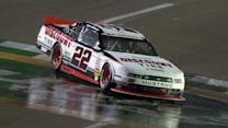 Final Laps: Keselowski burns out in the rain