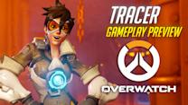 Tracer - Overwatch Official Gameplay Preview