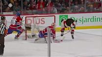 Karlsson's stretch pass sets up Smith