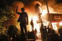 AP PHOTOS: Rage in Minneapolis after George Floyd's death