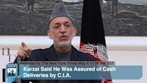 Afghanistan News - Hamid Karzai, United States, Central Intelligence Agency