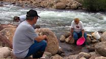 Colo. flooding triggers mini-gold rush