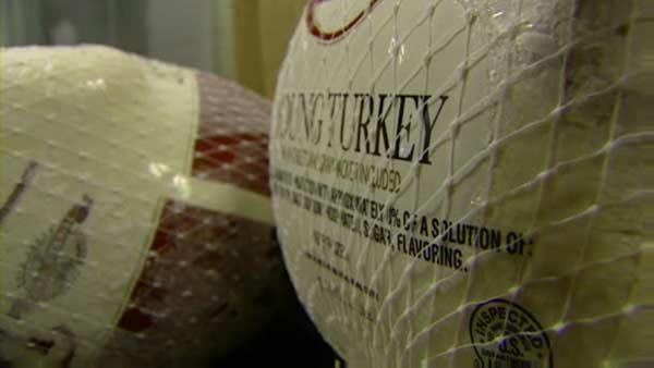 HCSO gives away free Thanksgiving meals, hope