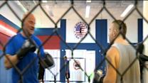 Local MMA Fight Pushes Past Perceived Limits